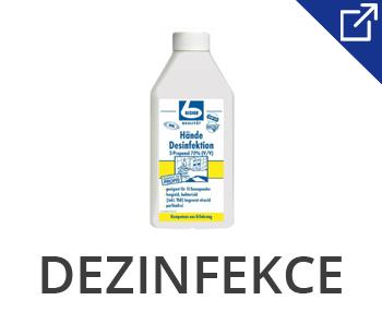 Dezinfekce - Dr. Becher